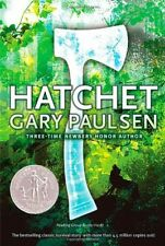 Hatchet by Gary Paulsen, Paperback, 2006, New, Free Shipping