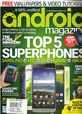 ANDROID MAGAZINE, NO.63 (APP REVIEWS * TIPS & ADVICE * HARDWARE TESTED * HACKING