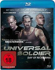 Universal Soldier - Day of Reckoning [Blu-ray]Jean-Claude van Damme* NEU & OVP *