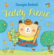 Teddy Picnic-ExLibrary