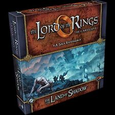 The land of shadow saga expansion lord of the rings galaxie compacte lumineuse