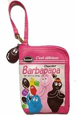 Barbapapa Mobile Smart Phone Wrist Pouch Bag Ships from Japan