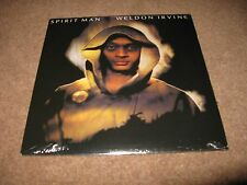 Weldon Irvine Spirit Man vinyl LP