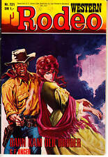 Rodeo-Western Nr. 721 ***Zustand 2-***  1. Serie