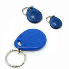 EM4001 EM4102 125khz proximity id keyfobs for access control system (pack of 10)