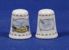 TCC Doves Vohenstrauss 1989 Germany China Thimble B/31