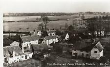 Old Cottered from Church Tower Nr Buntingford Stevenage unused RP old pc