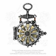 Alchemy EER Patent Solar Powered Turbine Fob/Pocket Watch AW18 steampunk/Empire