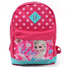 Disney Frozen Elsa East Backpack Pink color / Genuine Bag / Made in Korea