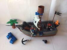 LEGO Duplo Piratenschiff - Set 7881 - Fürstin der Finsternis - komplett & TOP