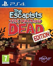 The Escapist The Walking Dead Edition PS4 Sony PlayStation 4 Brand New Sealed