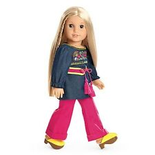 NEW AMERICAN GIRL JULIE'S TUNIC OUTFIT