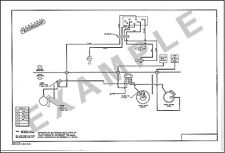 1985 Lincoln Continental and Mark VII Vacuum Diagram for Brakes Cruise Control