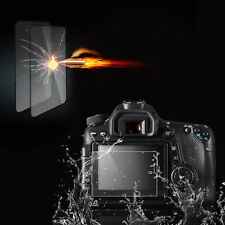 Tempered Glass Film Camera LCD Screen Protector Guard for PENTAX SH50/K3/AW1 UR