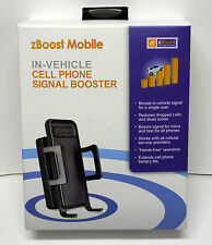 zB SB cell phone signal booster amplifier help boost Sprint voice call service