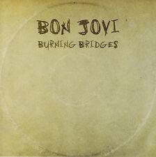 BON JOVI - BURNING BRIDGES CD ~ JON *NEW*