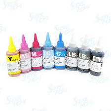 Compatible Refill Ink Bottle Set for Epson Stylus Photo R2880 R4880 CISS