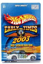 2001 Hot Wheels Early Times 2003 Mid-Winter Rod Run Super Smooth White