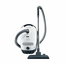 Miele Vacuum Cleaner Canister Best Corded Floor Carpet Brush Tool White Olympus