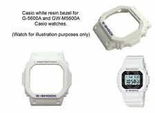 Casio Genuine Replacement Bezel Part for Casio G-5600A & GW-M5600A watch