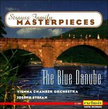 Strauss Family Masterpieces Strauss Family Masterpieces Audio CD