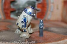 R2-D2 With Princess Leia Hologram Star Wars Power Of The Force 2 2000