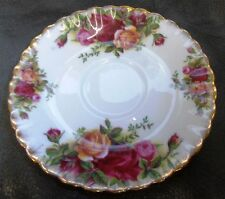Royal Albert Porzellan Untertasse klein Dekor Old Country Roses England TOP