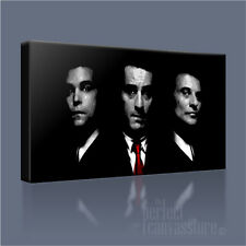 GOODFELLAS FAMOUS GANGSTER CRIME CLASSIC ICONIC CANVAS POPART PRINT Art Williams