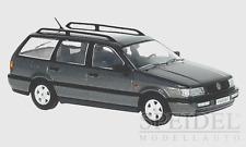 wonderful modelcar VW PASSAT B4 VARIANT 1993 - darkgrey metallic - scale 1/43