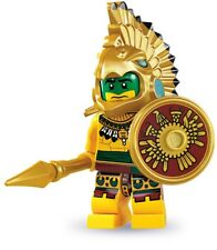 LEGO CMF Series 7, AZTEC WARRIOR Minifigure 8831
