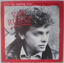 "VAN RUMST I'll be seeing you RARE 7"" 1985 Belpop BELGIUM"