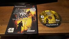 Alone in the Dark: The New Nightmare PS2 PAL