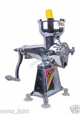 High Performance Hand Operated Juicer Aluminum Body Kalsi Brand Good Quality