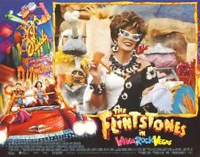 "JOAN COLLINS - Original Vintage 11"" x 14"" Lobby Card 'FLINTSTONES' 2000"