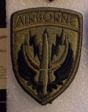 ARMY PATCH, SPECIAL OPERATIONS COMMAND CENTRAL  ,MULTI-CAM,SCORPION, WITH VELCRO