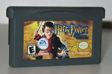 Nintendo Game Boy Advance Harry Potter Chamber Secrets USED CartOnly Works Great