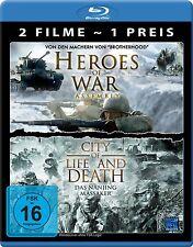 2 Mehrfach Preisgekrönte Kriegsfilme BLU-RAY: Heroes of War - Assembly, City of
