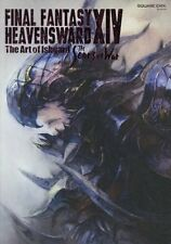 Final Fantasy XIV HEAVENSWARD  The Art of Ishgard - The Gears of War Artbook neu