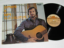 GILLES GOSSELIN Pompons La Biere LP Bonanza Records Quebec Canada French Country