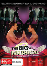 The Big Gay Musical (DVD, 2010) * Queer Cinema *