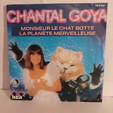 CHANTAL GOYA Monsieur le chat botté PB 61061