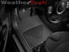 WeatherTech® All-Weather Floor Mats - Mini Cooper / Cooper S - 2007-2011 - Black