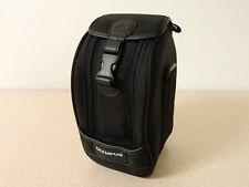 OLYMPUS LSH-1220 BLACK CAMERA BAG FOOTED BOTTOM - NO SHOULDER STRAP