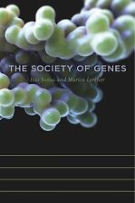 The Society of Genes by Itai Yanai and Martin Lercher (2016, Hardcover)