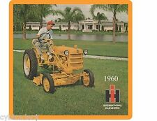 1960 International Harvestor Tractor  Refrigerator / Tool Box  Magnet  Ad