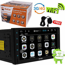 "7"" Android 6.0 4G WIFI Radio 2DIN GPS Car Stereo Audio MP3 Player Tablet NO-DVD"