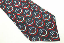 YVES SAINT LAURENT ilk tie E25572 Made in Italy Classic