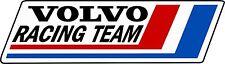 Motorsport Rally Auto Esterno Vinile Decalcomanie VOLVO RACING TEAM Adesivi X 2