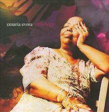 ##################Anthologia Anthology CD by Cesaria Evora #####################