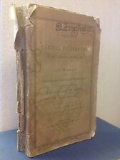 Rev. George Cheever & Tayler Lewis -DEFENSE OF CAPITAL PUNISHMENT - 1st ed.1846